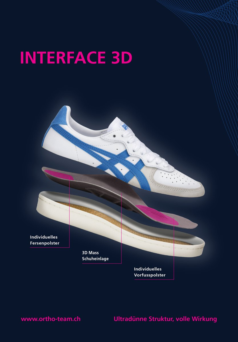 Interface 3D